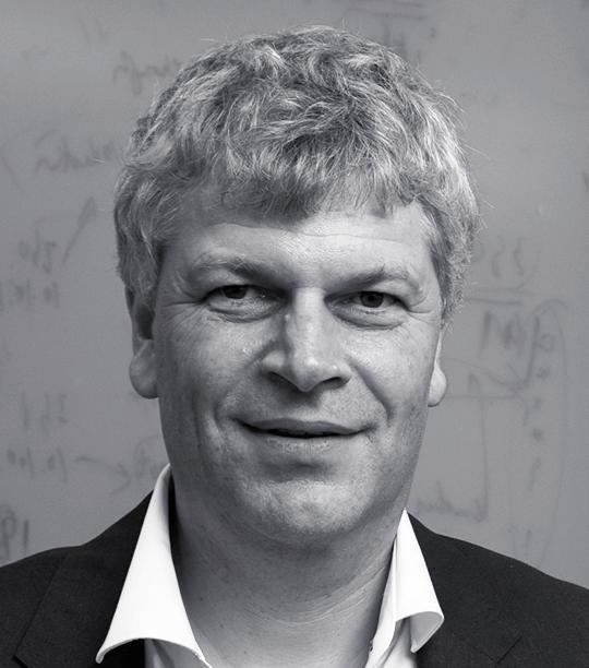 Gaudenz Danuser, PhD